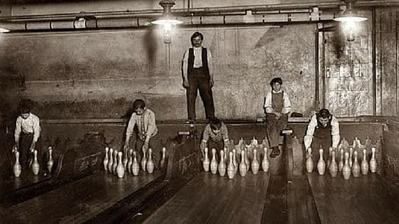 the history of bowling Bowling is a great american pastime and a serious sport for some the films that make up this collection were created to show how bowling was being modernized to appeal to even more americans.